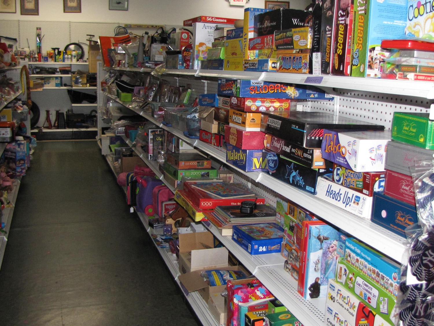 New Jersey Board Games Store Washington
