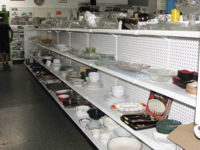New Jersey Dishes Store Washington